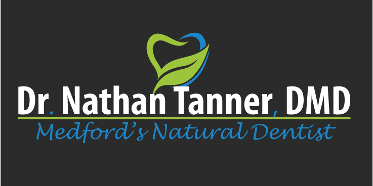 lowest bottom logo in the footer area for biological orthodontist Dr. Nathan Tanner, DMD